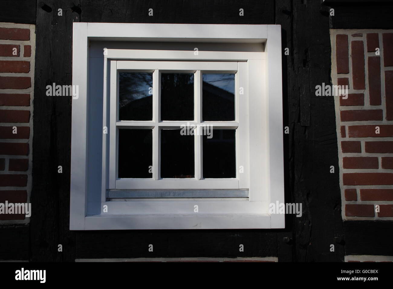 A little window - Stock Image