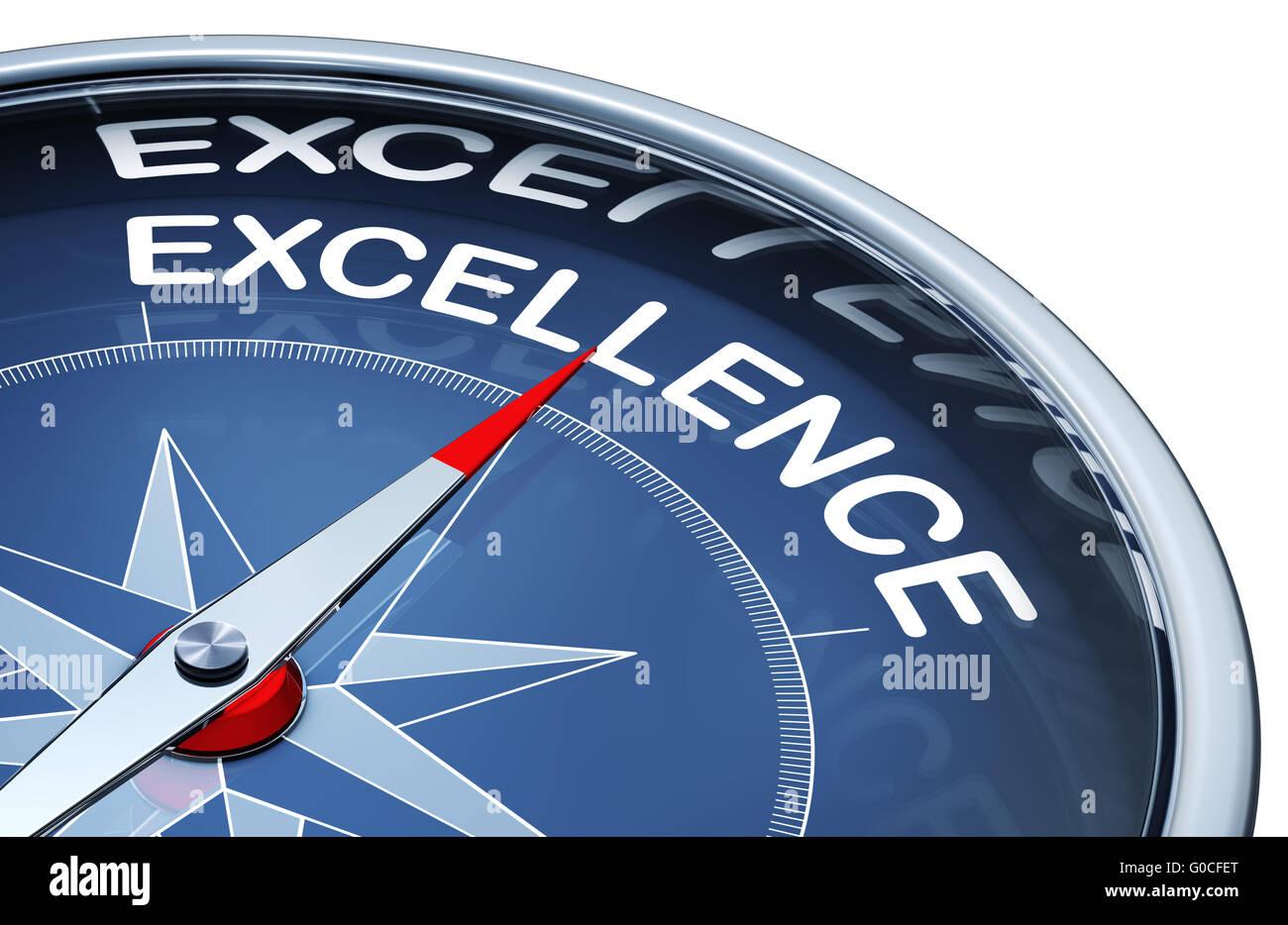 excellence - Stock Image