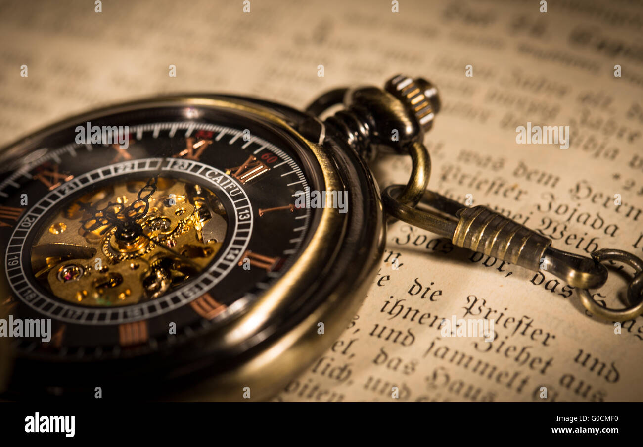 Time - Stock Image