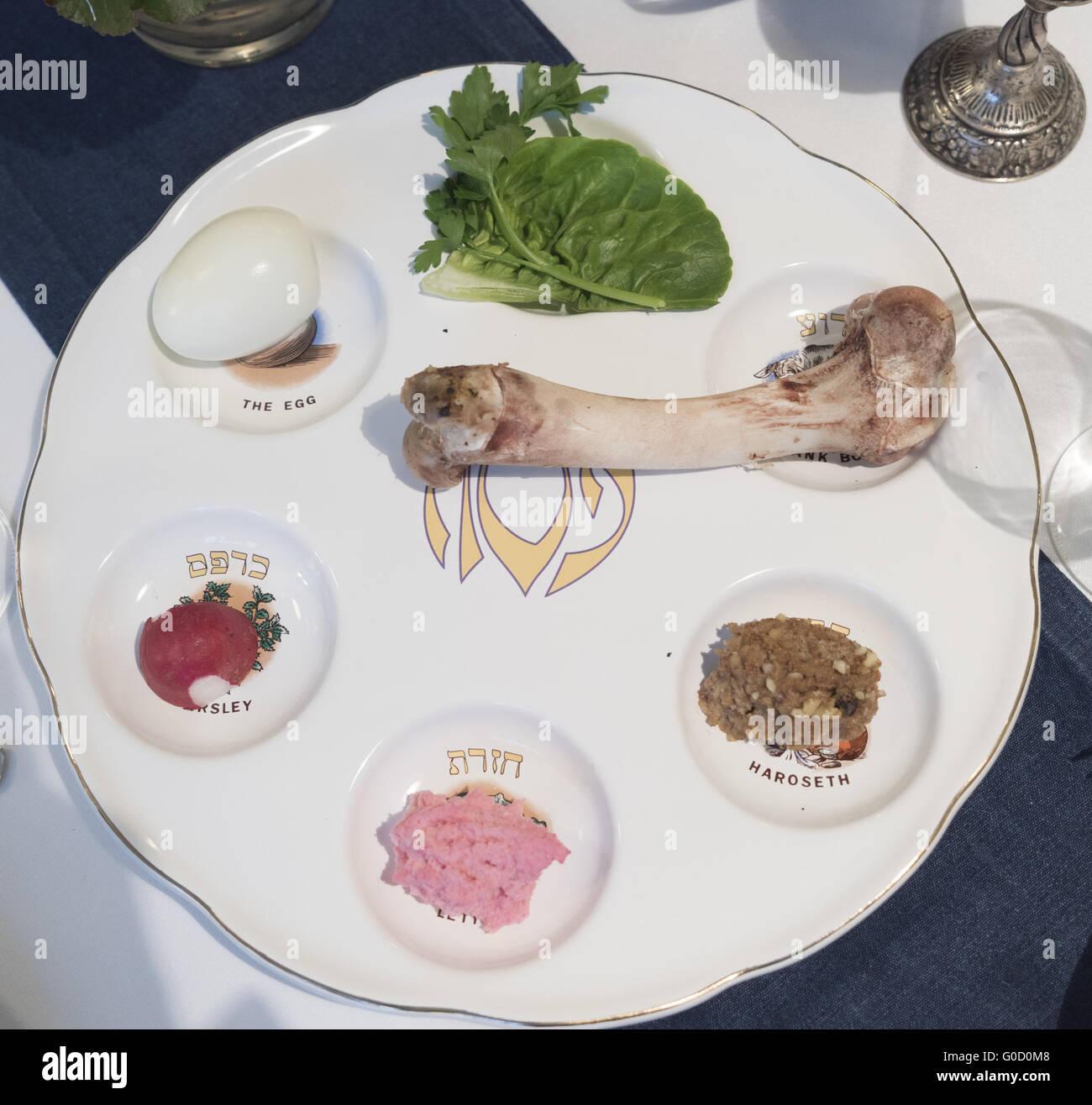 Seder Night - Stock Image