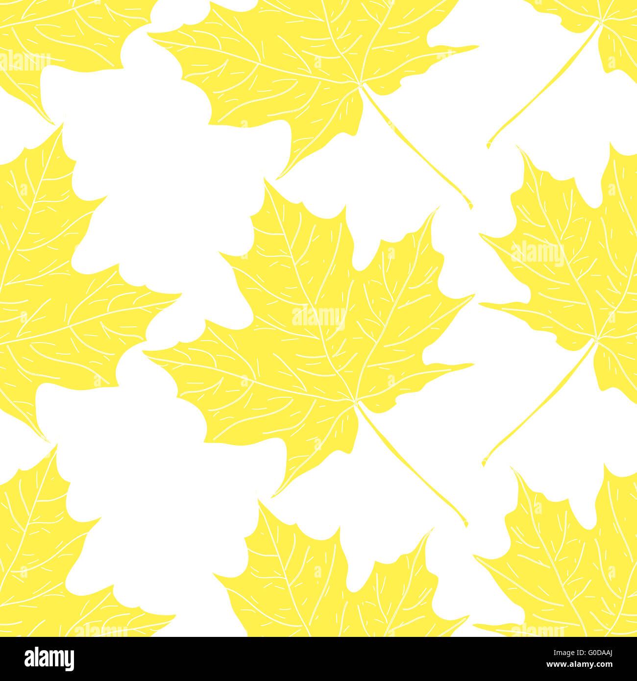 autumn background - Stock Image