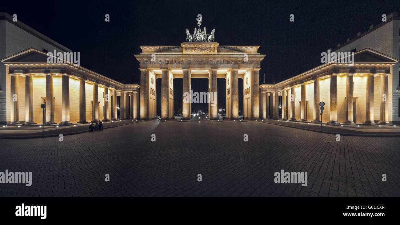 Parisian Palace | Berlin - Stock Image