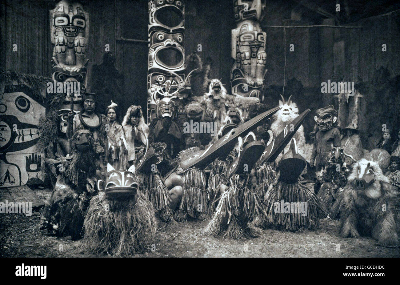 kwakiutl traditions