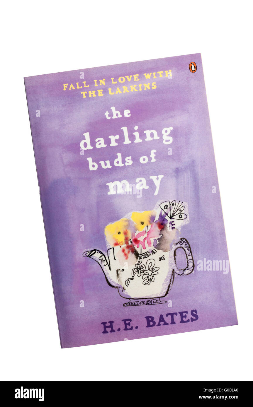 A copy of The Darling Buds of May by H. E. Bates, first published in 1958. - Stock Image