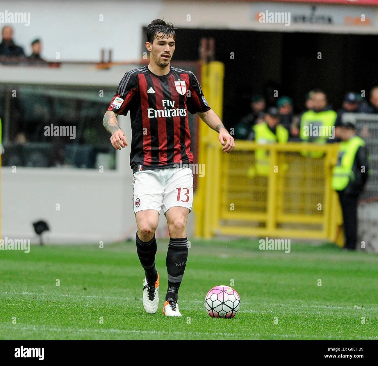 Terza Maglia AC Milan ALESSIO ROMAGNOLI