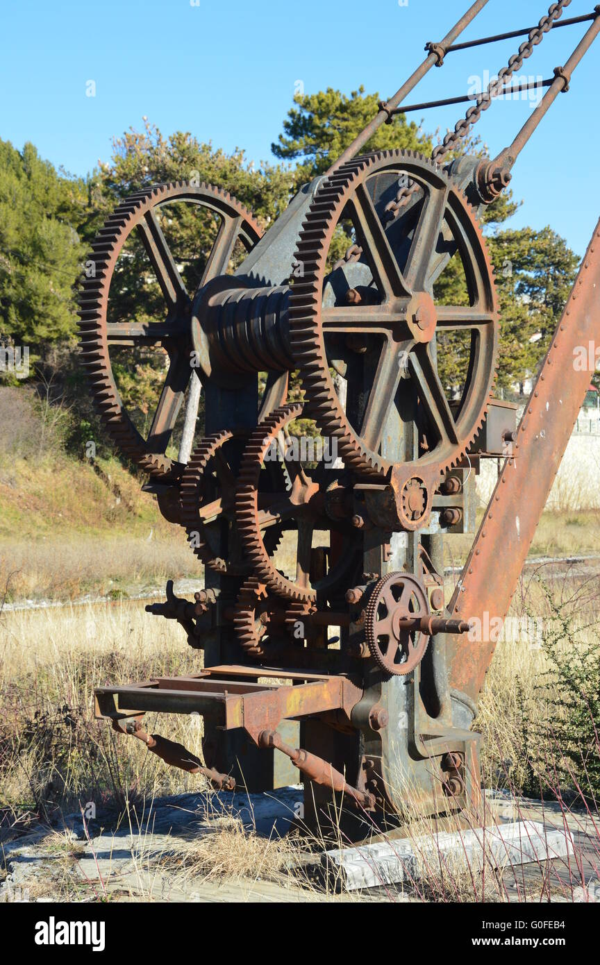 Gearwheels - Stock Image