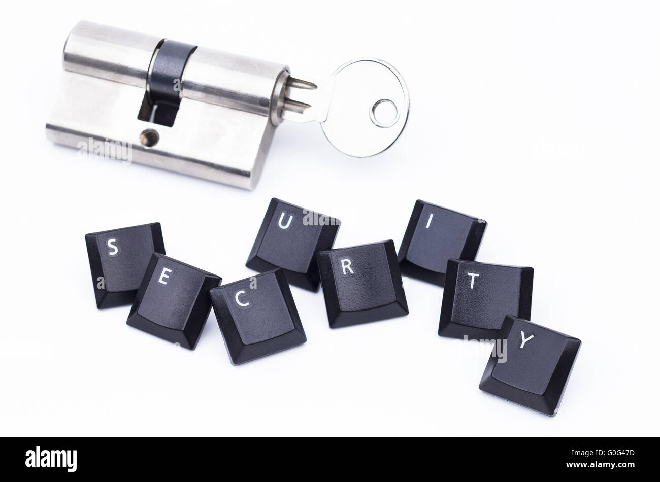 Security - Stock Image