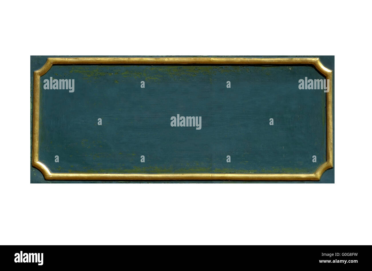 shield blank Stock Photo