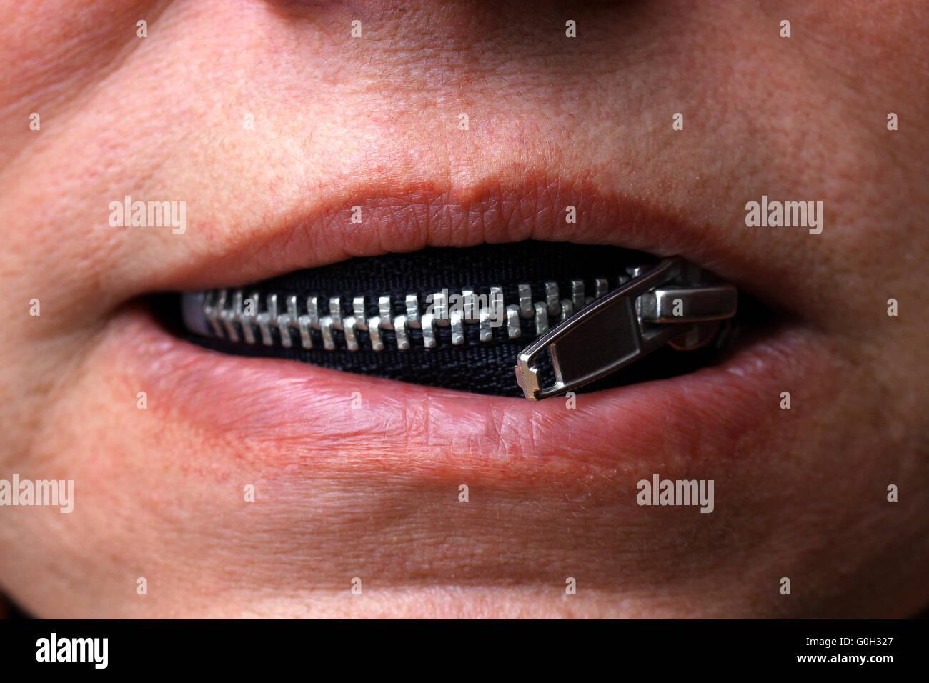 censorship Stock Photo
