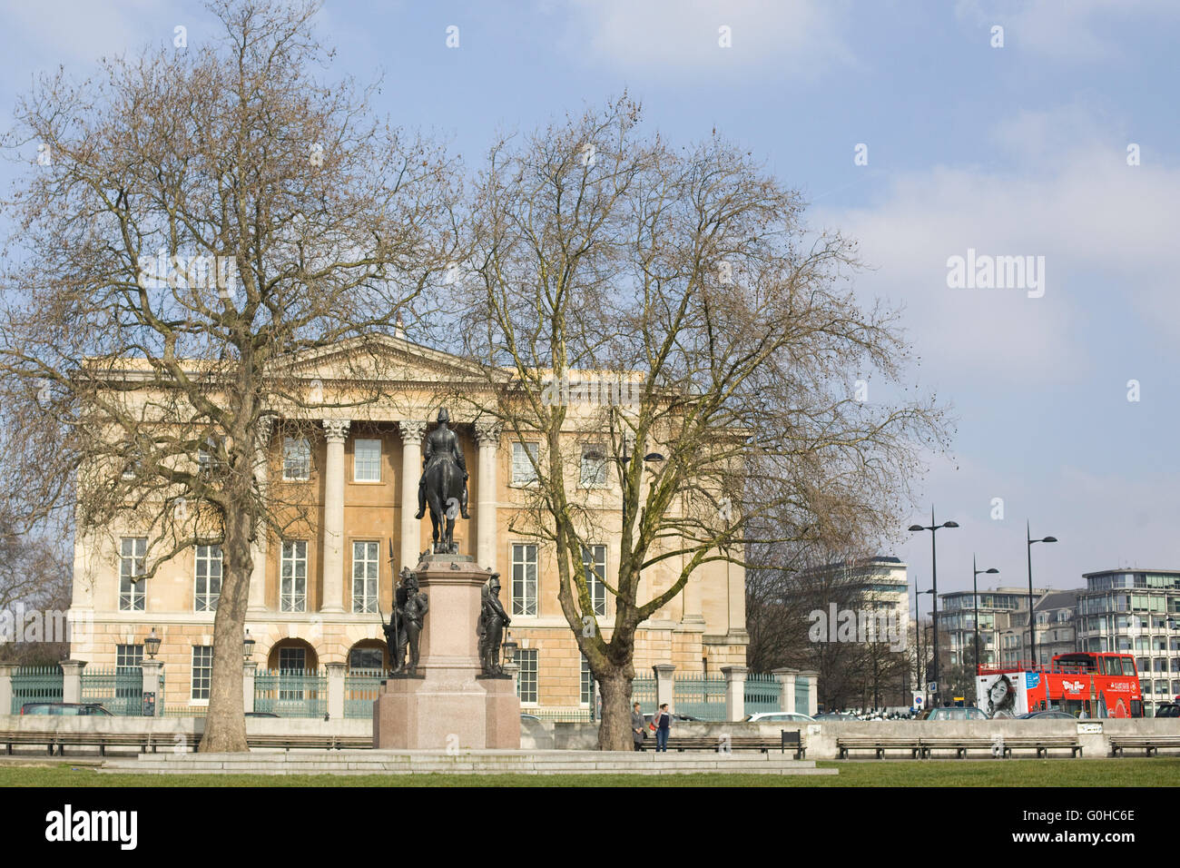 Apsley House,  Number One, London, - Stock Image
