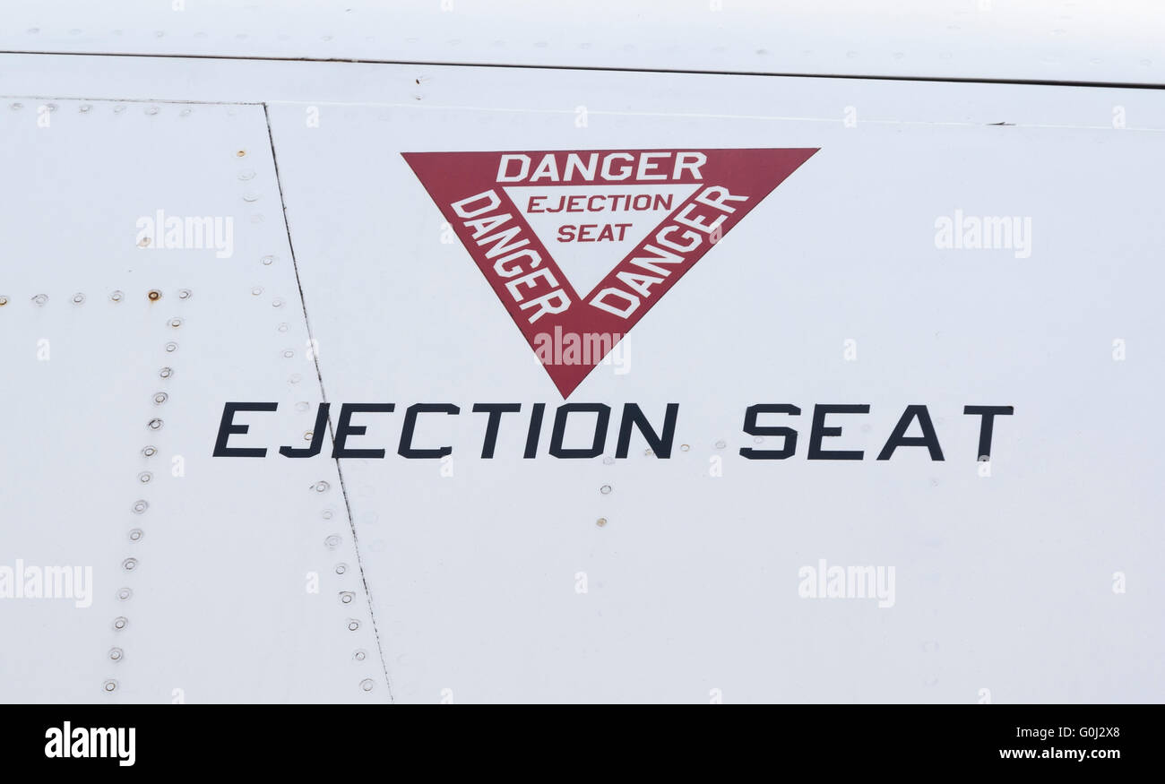 Ejection Seat Stock Photos & Ejection Seat Stock Images - Alamy