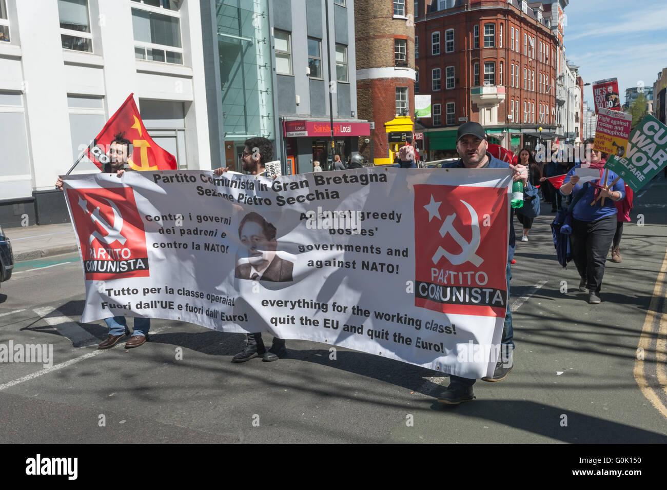 from Mathew gay socialist international