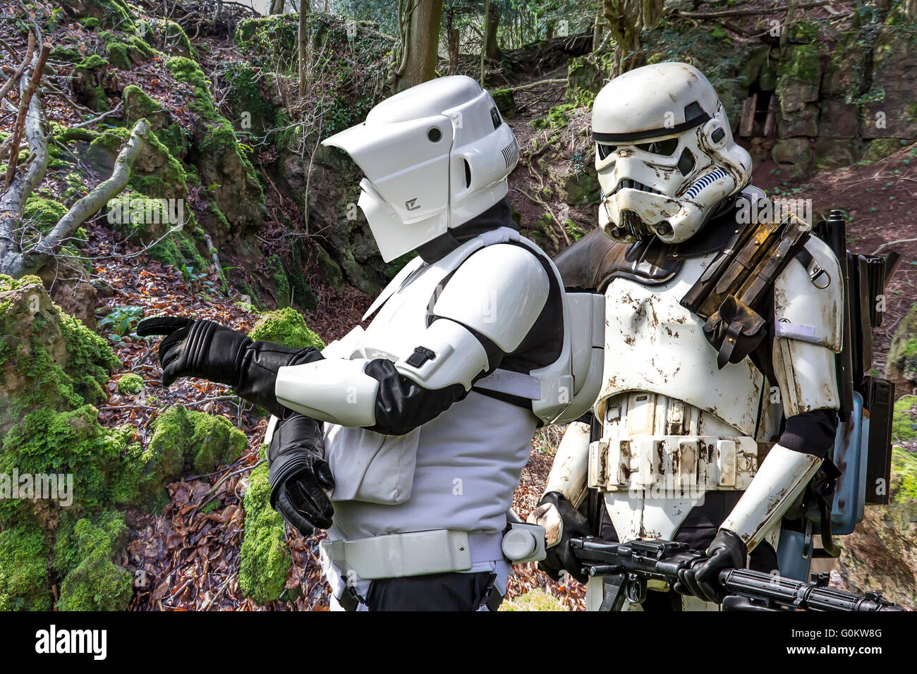 stormtroopers stock  stormtroopers stock images alamy
