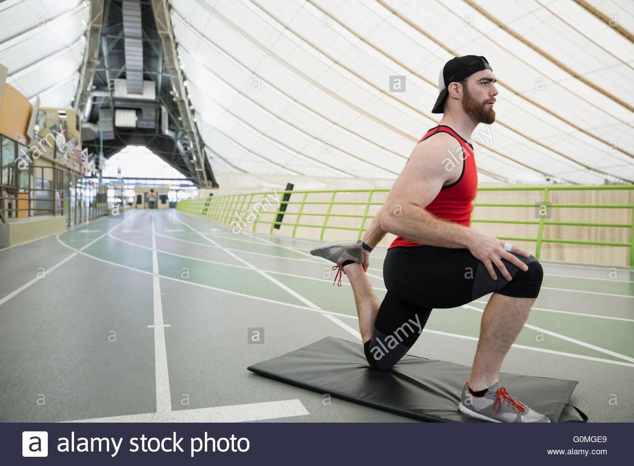Lunge runner