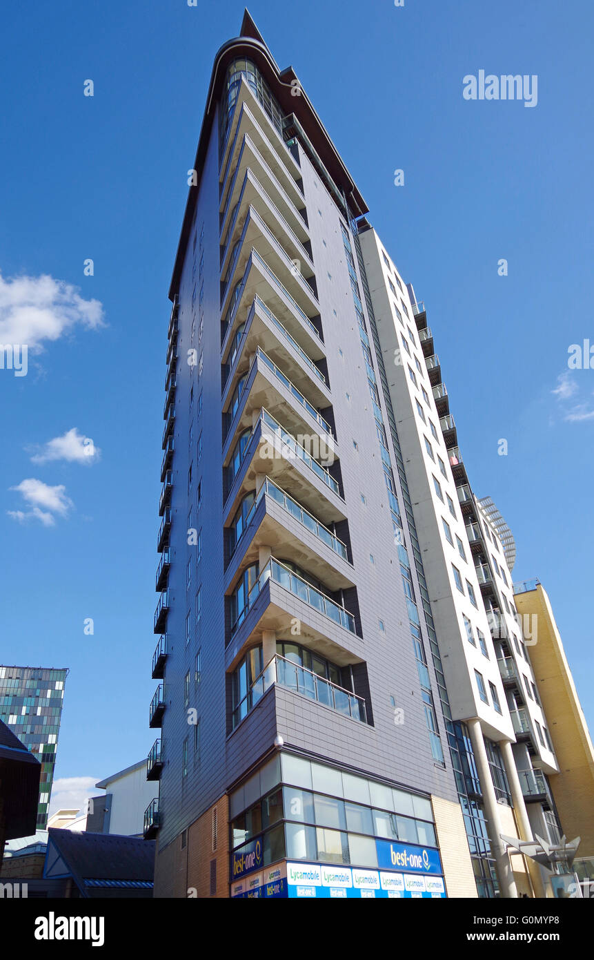 Superior Skyline Apartments Building, Leeds
