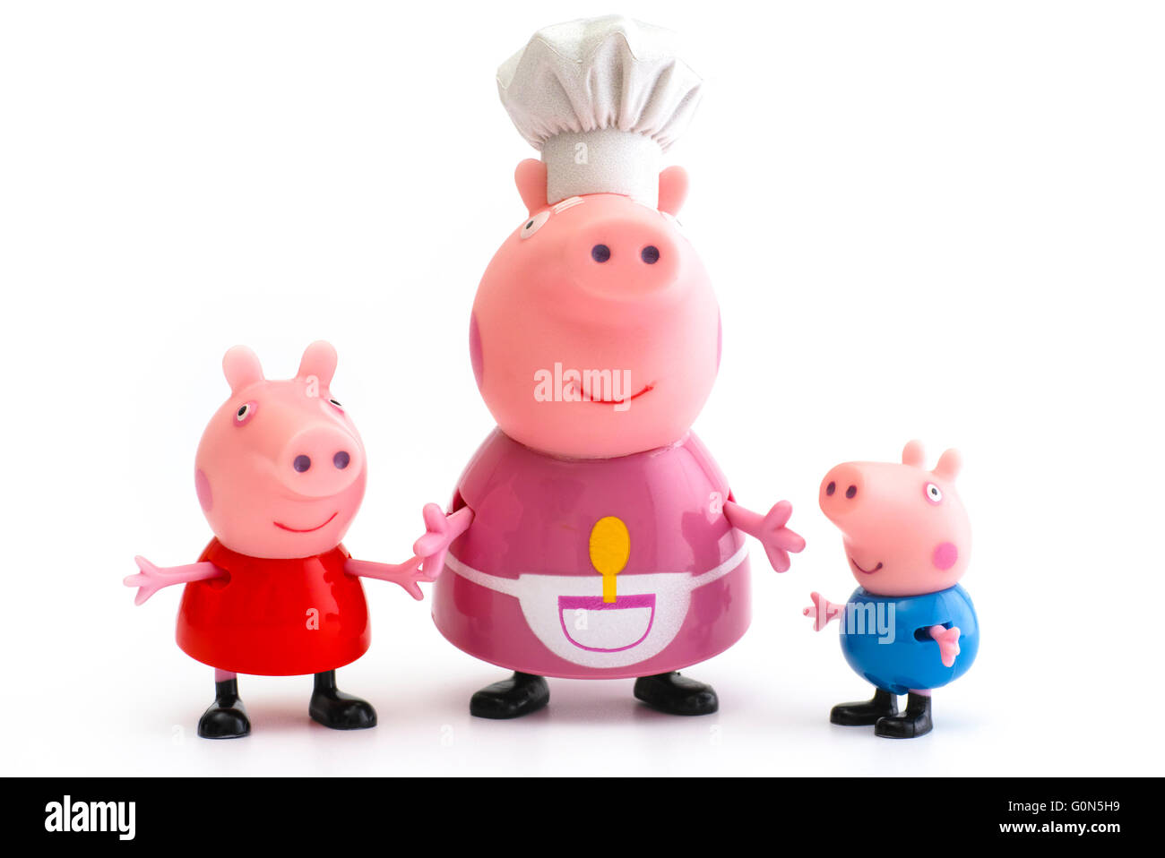 peppa pig characters stock photos peppa pig characters stock