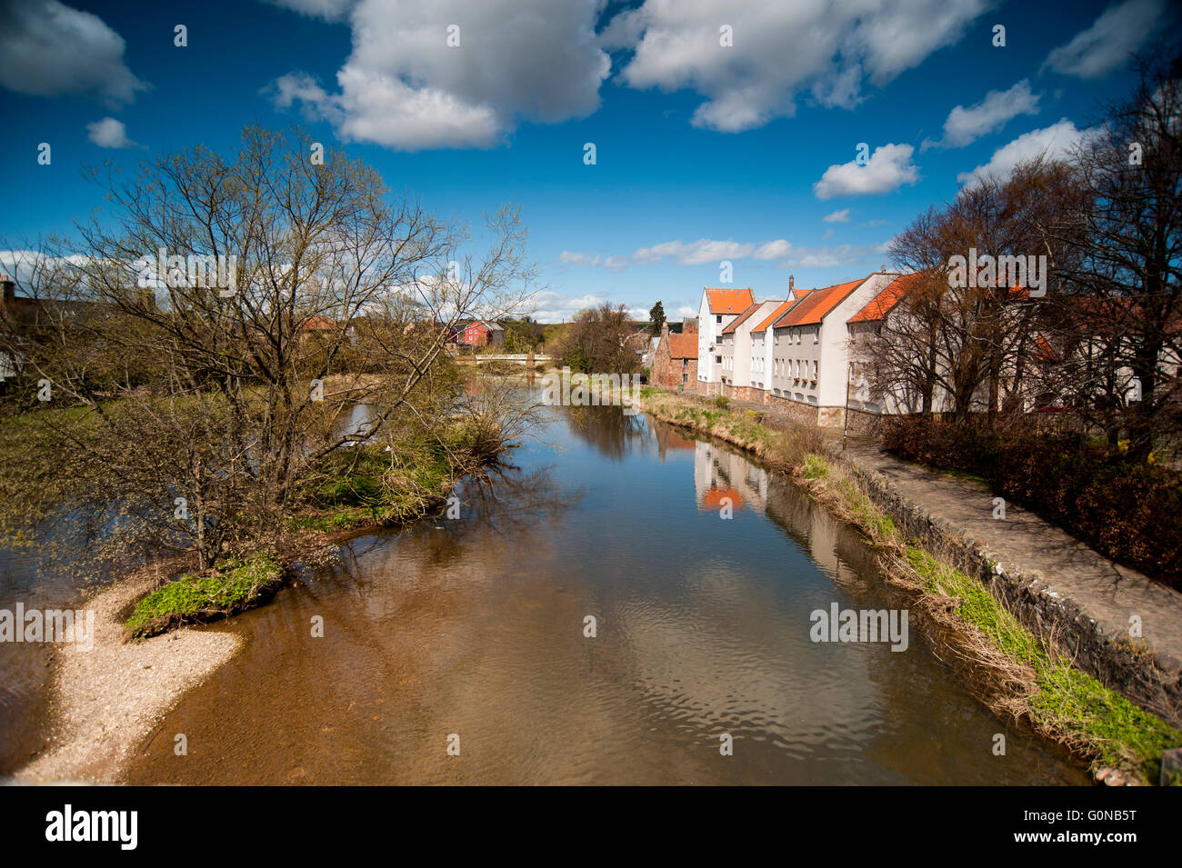 Haddington, East Lothian, Scotland - Stock Image