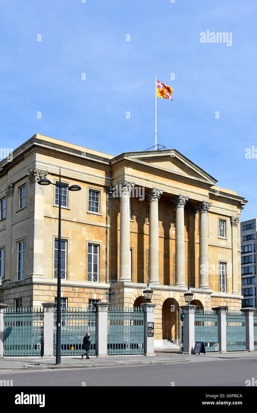 Apsley House the London townhouse of the Dukes of Wellington also known as Number One London & is open as a - Stock Image