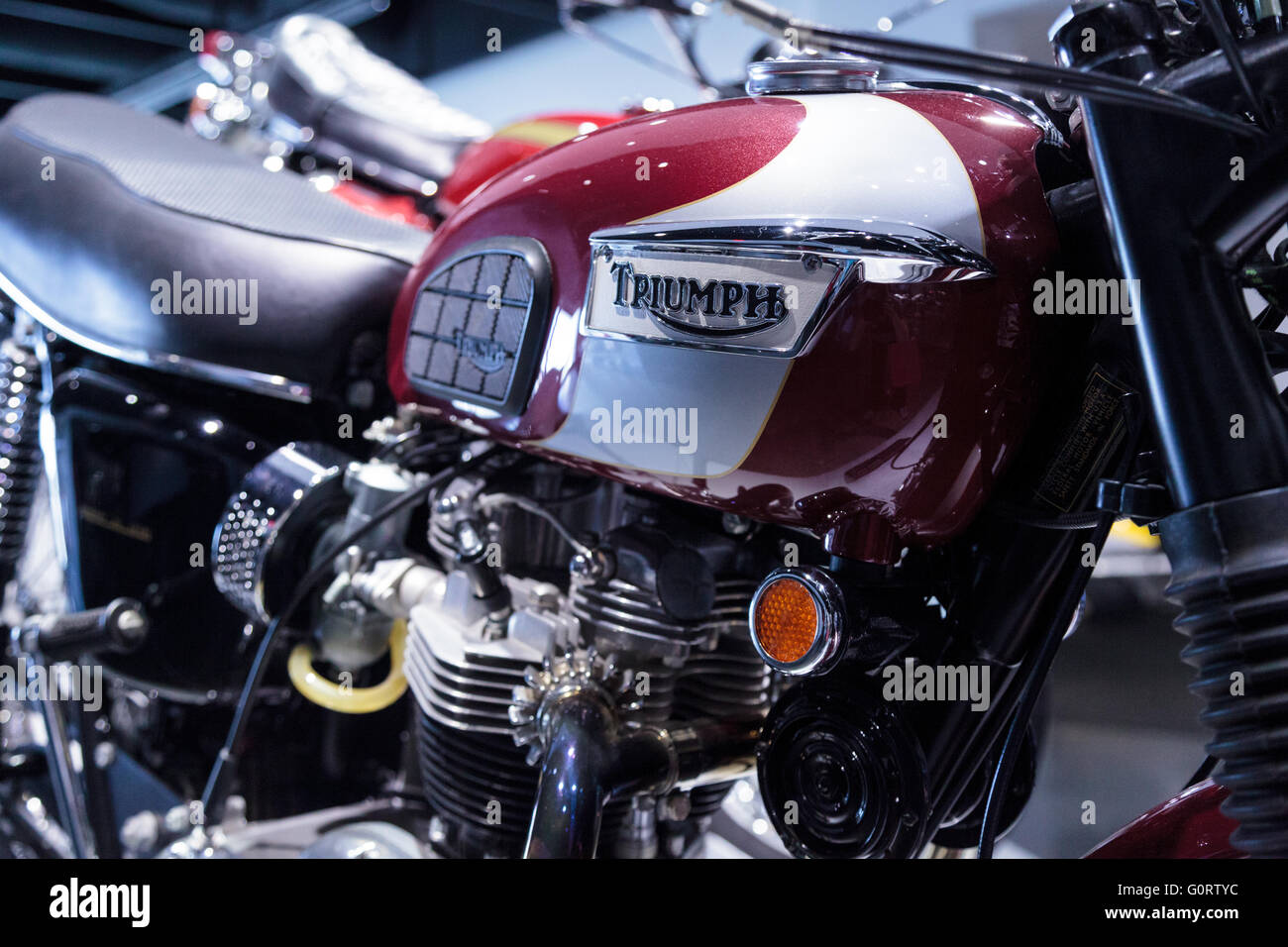 7cf15dabe6 1970 Triumph Bonneville T120RT motorcycle from the collection of Richard  Varner