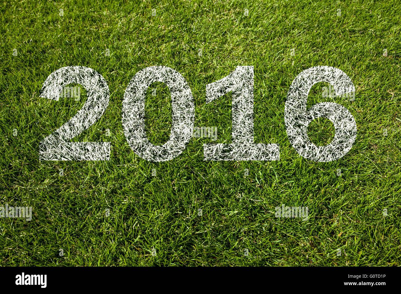Football 2016 - Stock Image