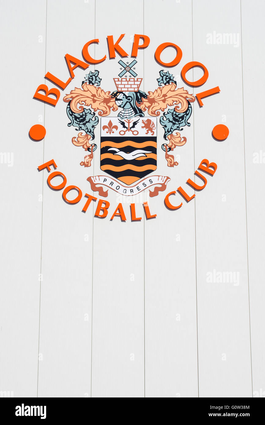 Blackpool Fc High Resolution Stock Photography And Images Alamy