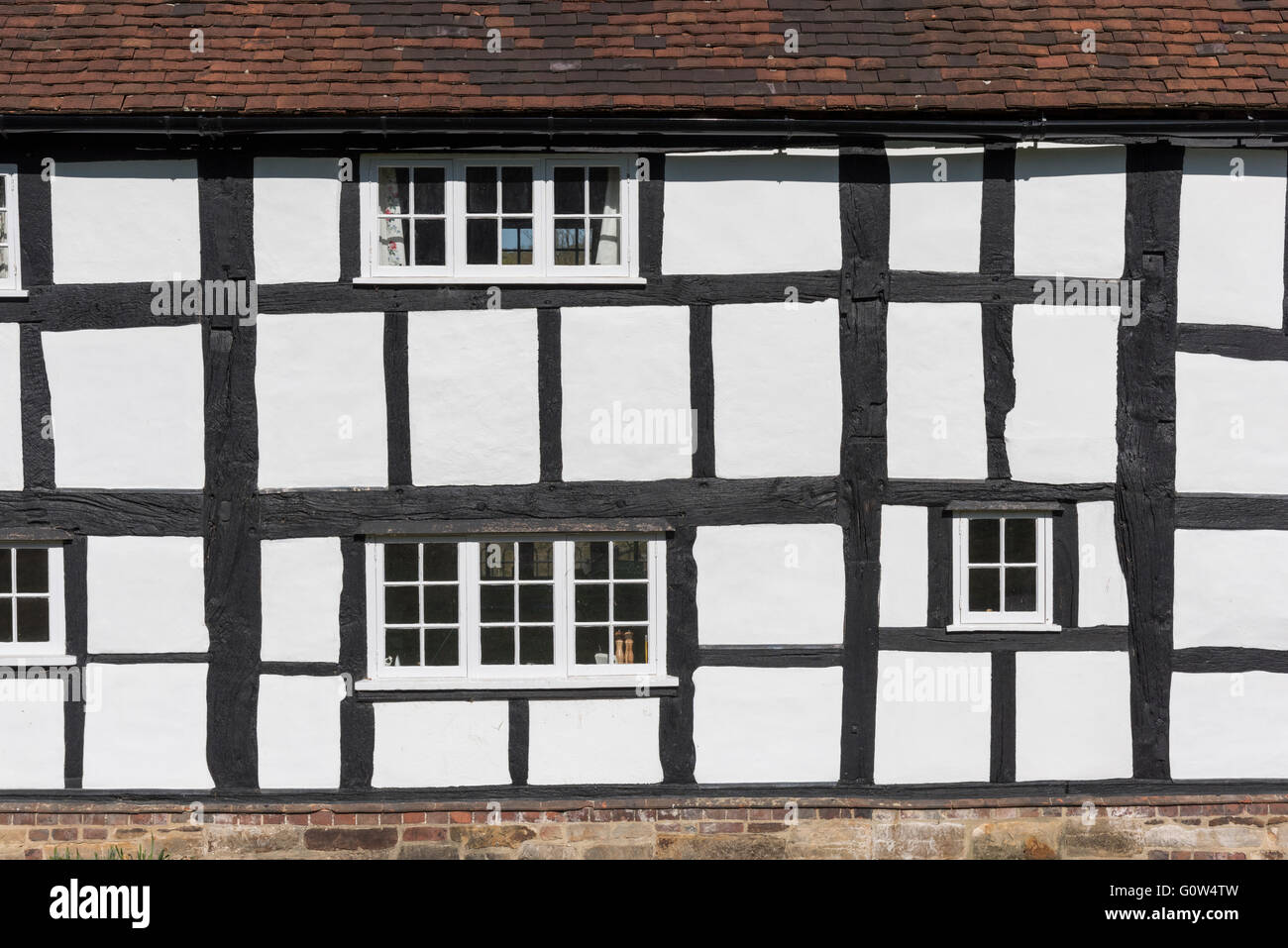 Medieval Timber Framed House Medieval Stock Photos & Medieval Timber ...