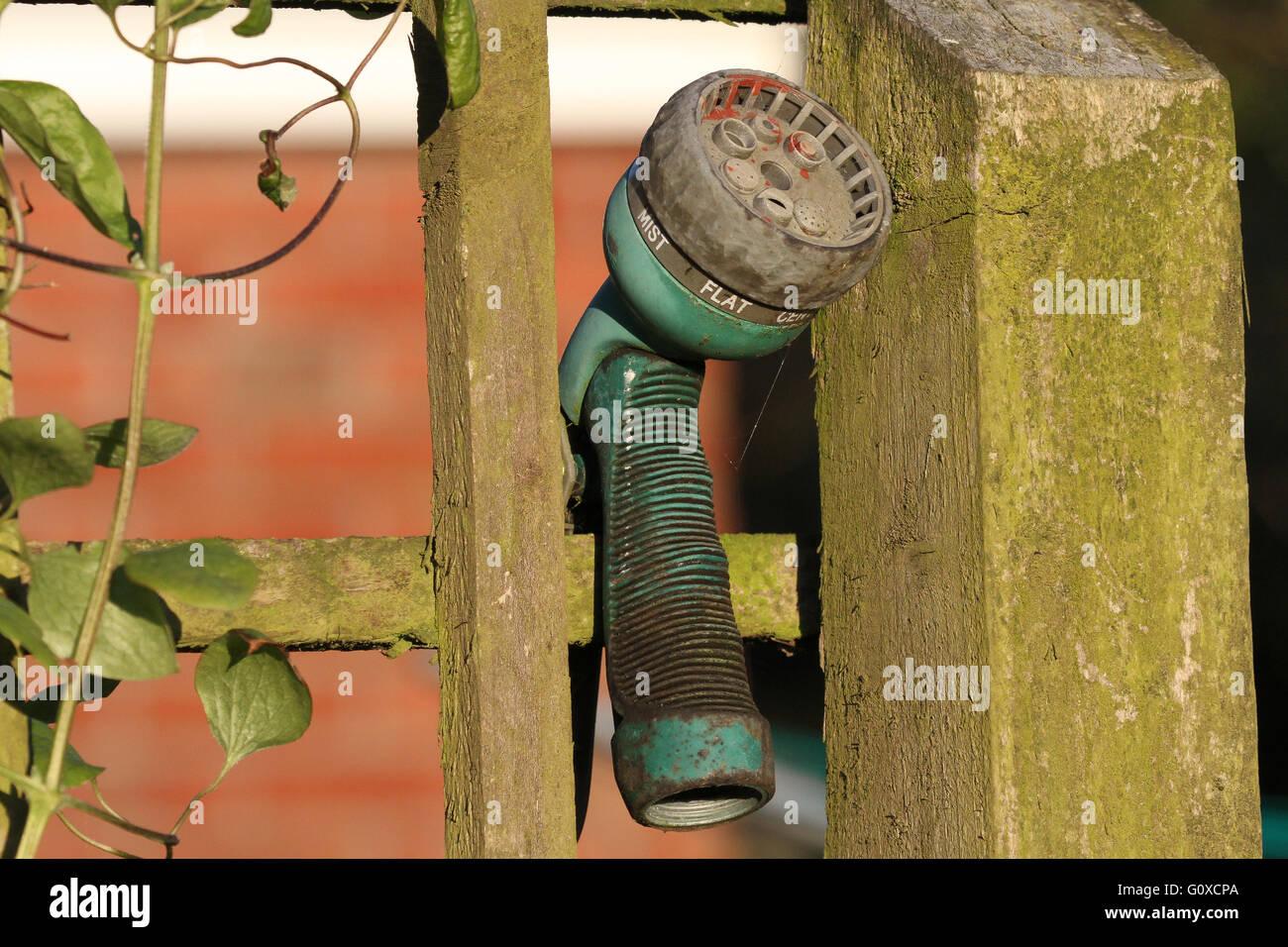 Garden Hose Gun Stock Photos & Garden Hose Gun Stock Images - Alamy