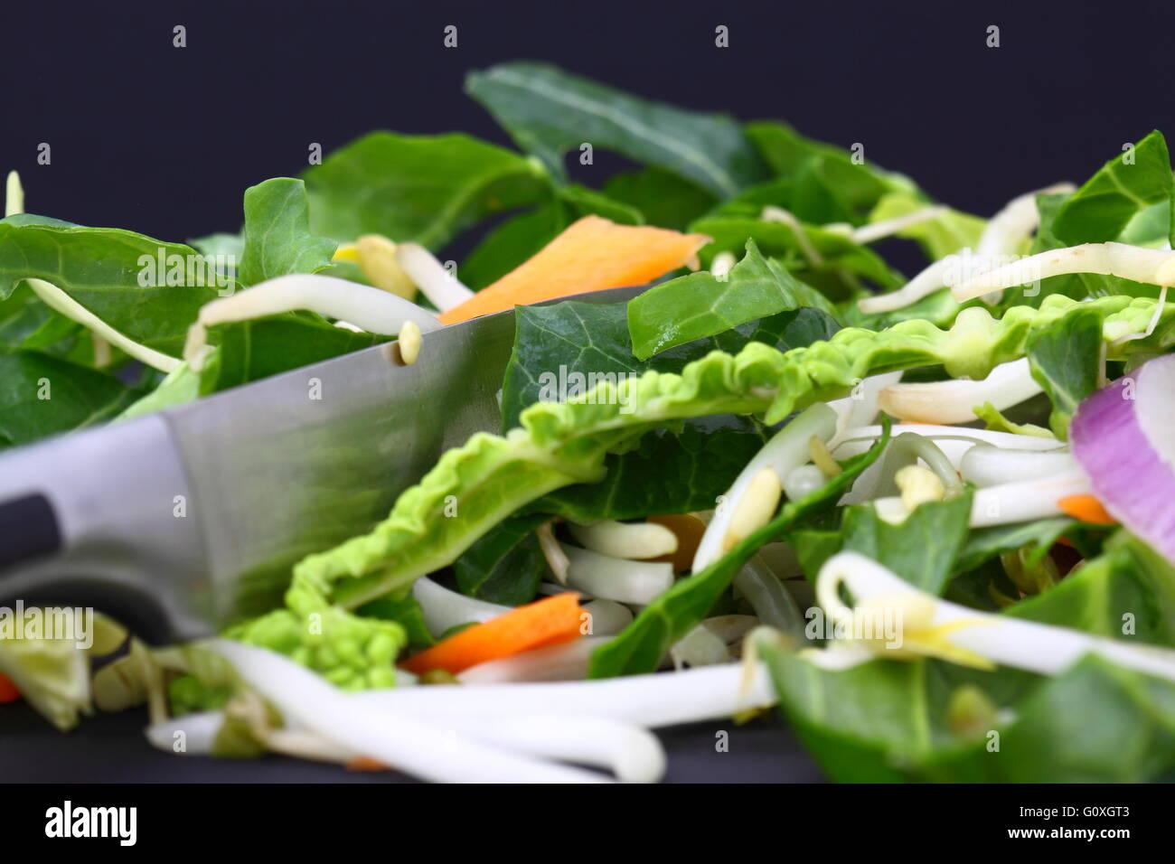 Stir Fry Cabbage Stock Photos Amp Stir Fry Cabbage Stock