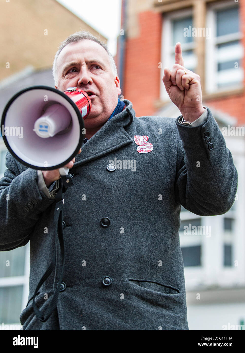 FILE PICTURES: Aberystwyth, Ceredigion, Wales, UK. 19th March, 2016.  MARK WILLIAMS MP announced as the new leader - Stock Image