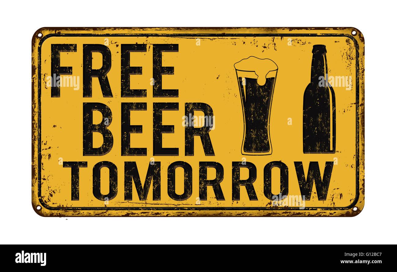 Download Free Beer Tomorrow Meme Wallpapers