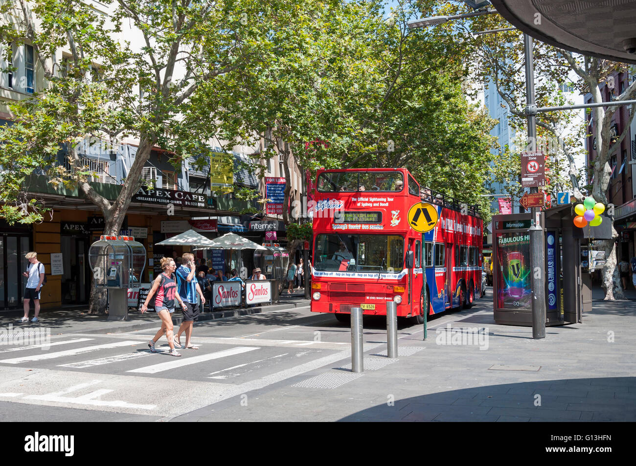 Kings Cross Sydney - Plan a Holiday - Things to Do, Hotels ... |Kings Cross Sydney Australia