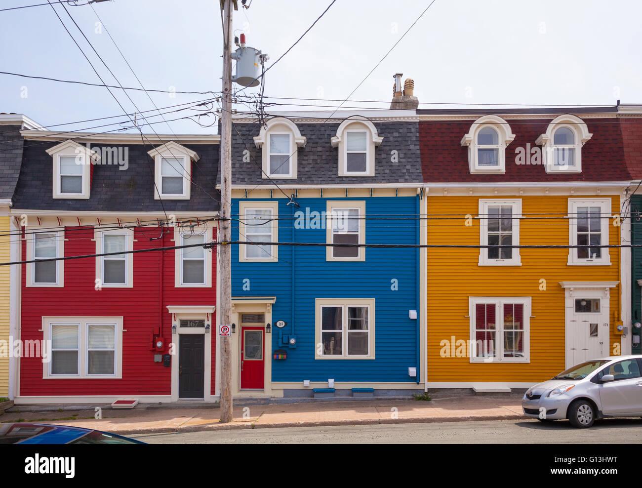 Jelly Bean Row >> Jellybean Row Houses Stock Photos Jellybean Row Houses Stock