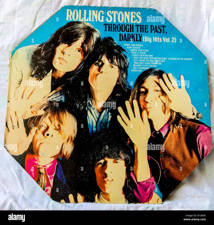 Classic album artwork Vinyl The Rolling Stones
