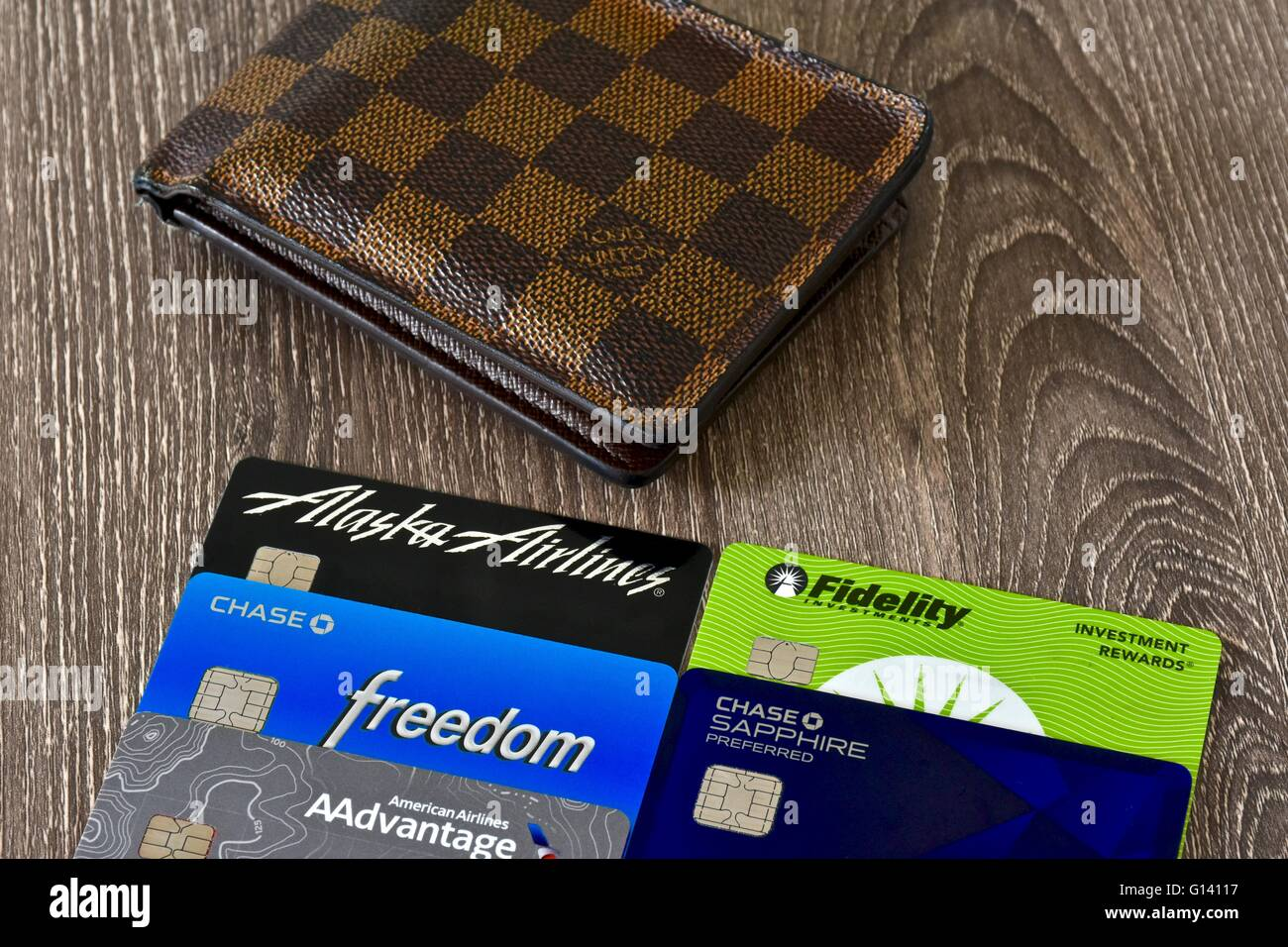 Chase Credit Cards Stock Photos & Chase Credit Cards Stock