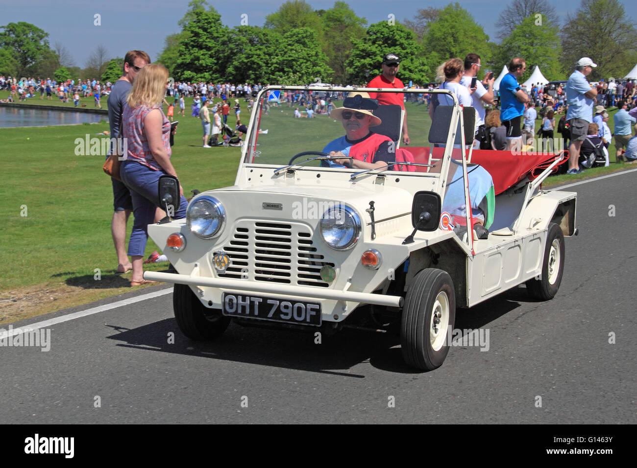 Morris Mini Traveller Stock Photos Morris Mini Traveller Stock
