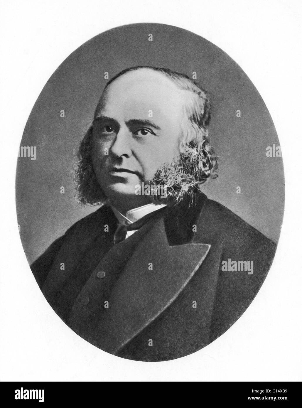 Pierre Paul Broca (1824-1880) was a French physician, surgeon, anatomist and anthropologist. He is best known for Stock Photo