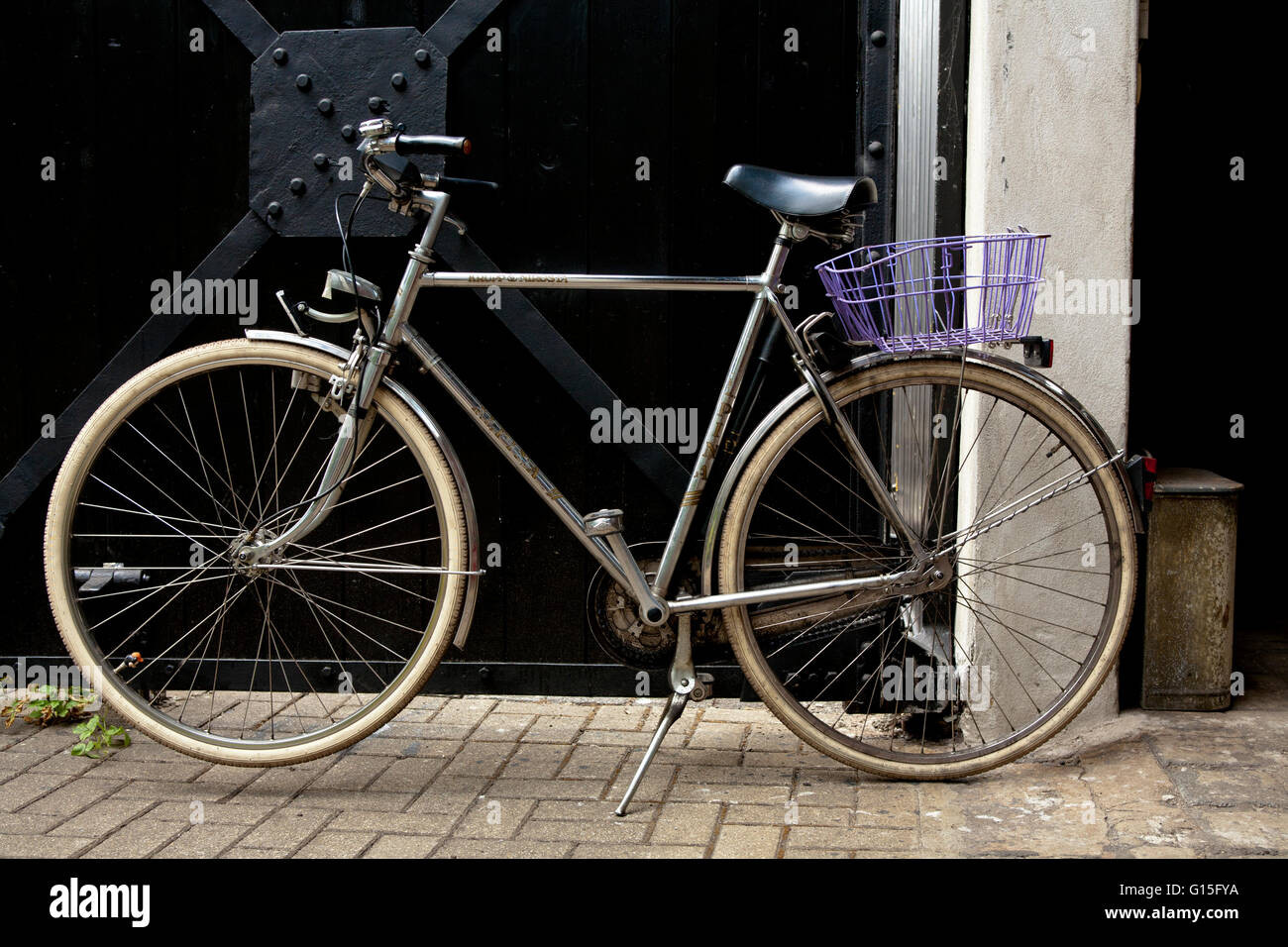 DEU, Germnay, Ruhr area, Bochum, bicycle. - Stock Image
