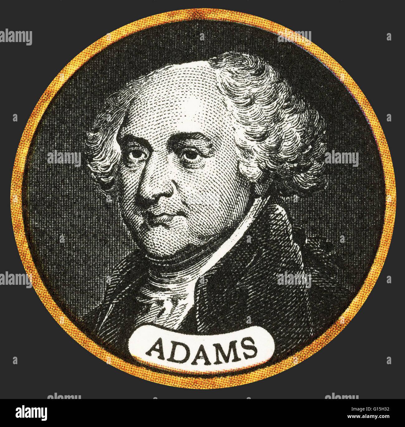 John Adams (October 19, 1735 - July 4, 1826) was an American