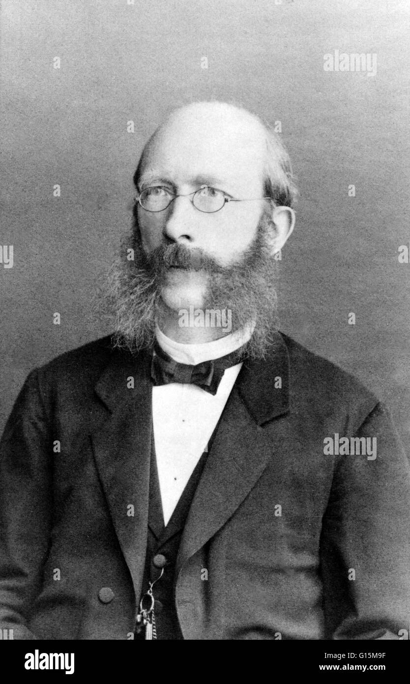 Max Carl Ludwig Wittmack (September 26, 1839 - February 2, 1929) was a German botanist. He was curator at the Agricultural - Stock Image