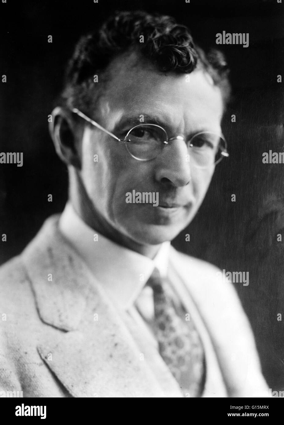 William David Coolidge (October 23, 1873 - February 3, 1975) was an American physicist. He was the director of the - Stock Image