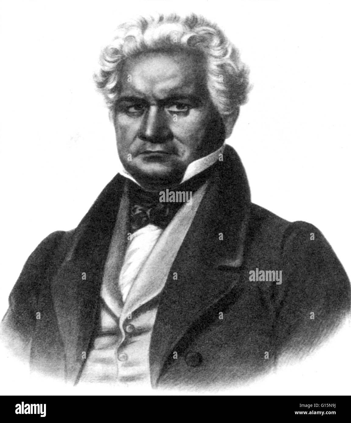 Major Ridge (1771 - June 22, 1839) was a Cherokee leader, a member of the tribal council, a Chickamauga warrior, - Stock Image