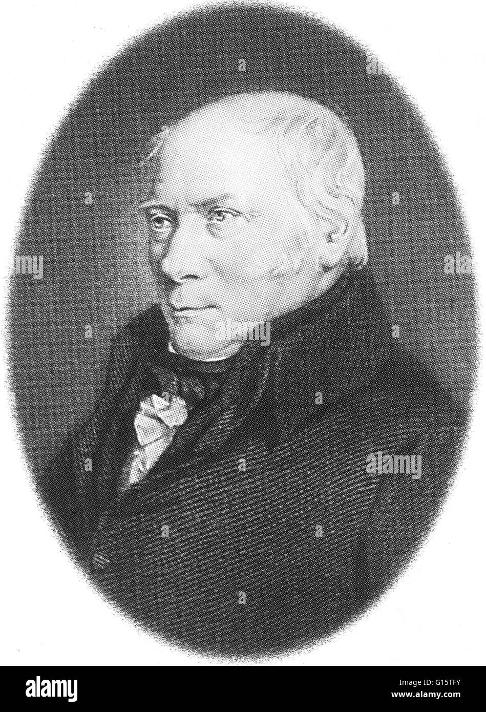 William 'Strata' Smith (March 34, 1769 - August 28, 1839) was an English geologist, credited with creating - Stock Image