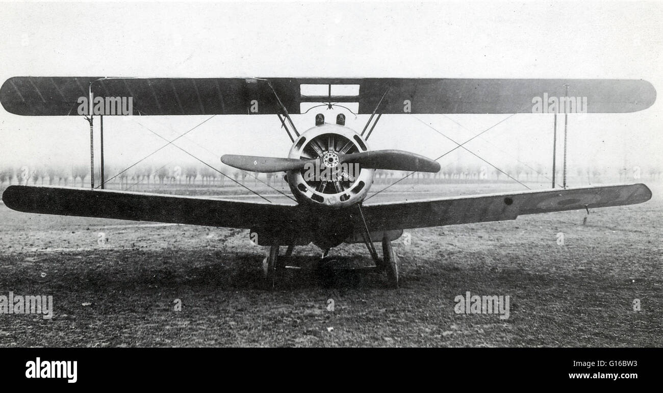 The Sopwith Camel Was A British Wwi Single Seat Biplane