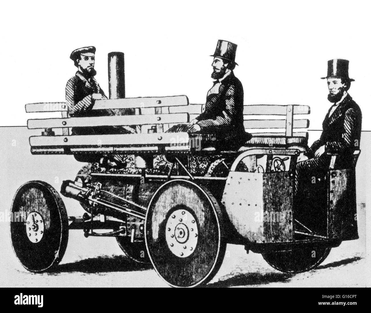Dudgeon was an American steam automobile company active in the ...