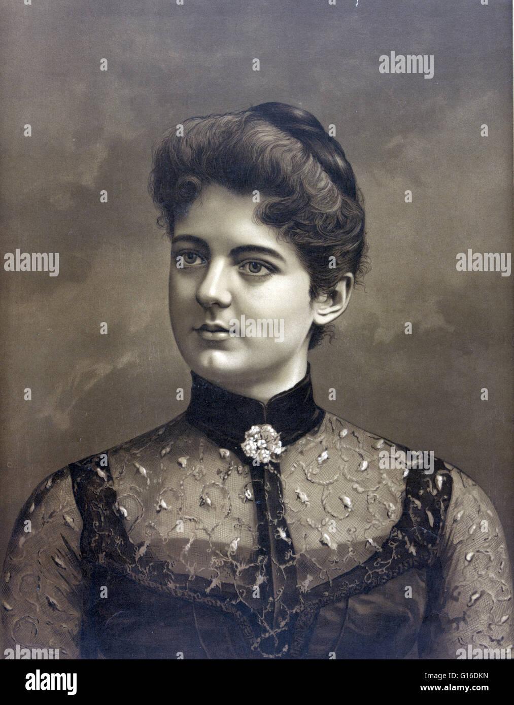 Frances Clara Folsom Cleveland Preston July 21 1864