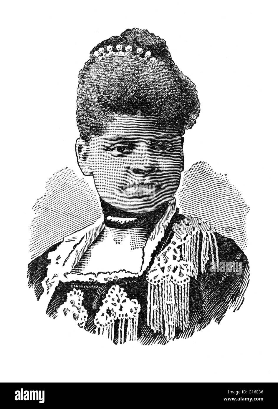 Ida B. Wells (July 16, 1862 - March 25, 1931) was an African-American journalist, newspaper editor, suffragist, - Stock Image