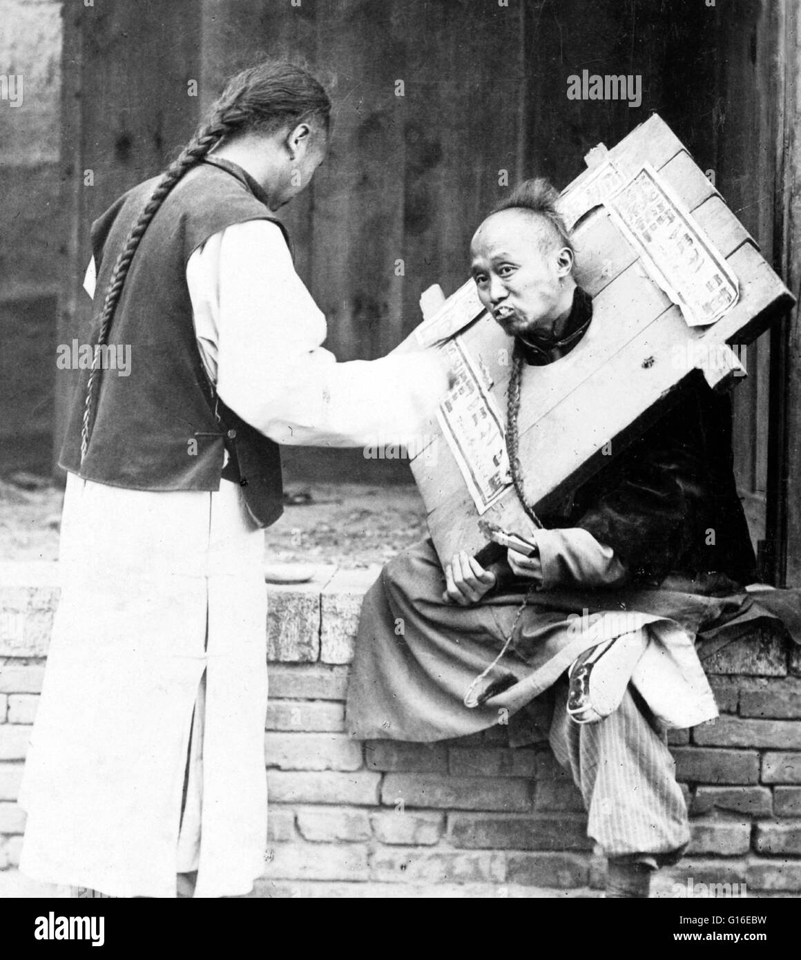 15 punishments and executions that were practiced in China in the XIX century