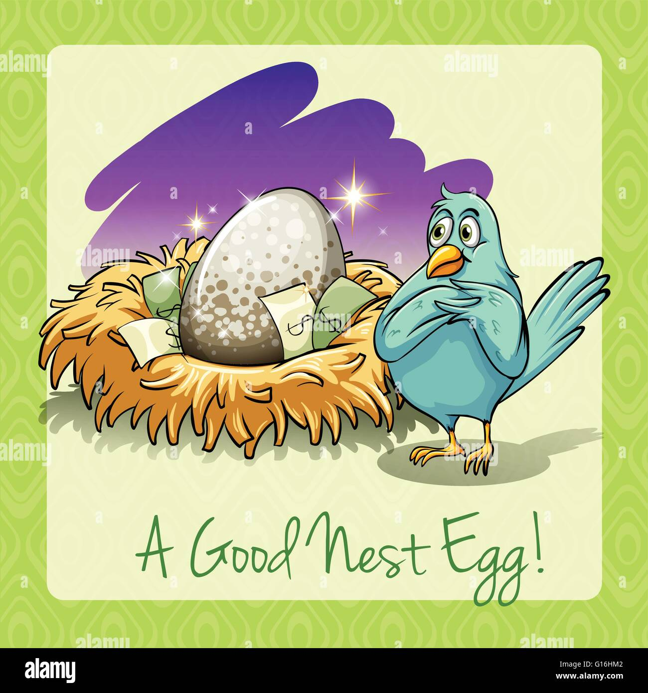 nest with eggs coloring page.html