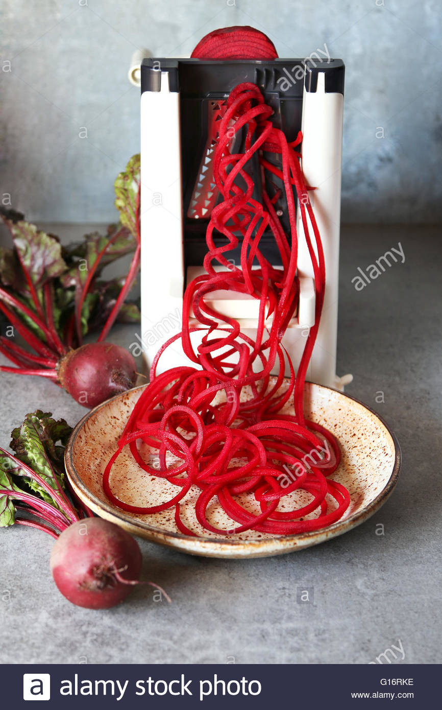 how to cook beetroot noodles