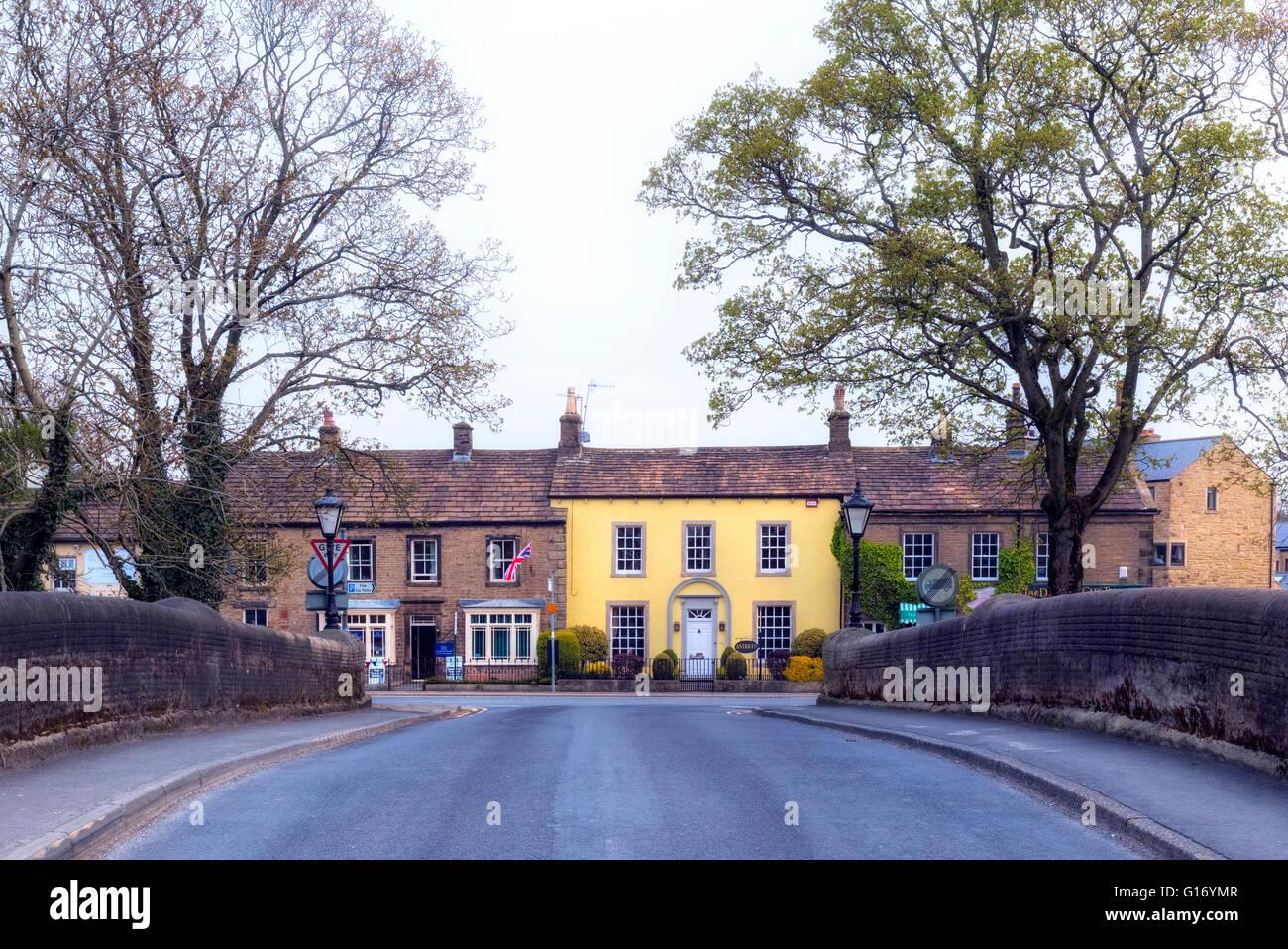 Gargrave, Craven, North Yorkshire, England, UK - Stock Image